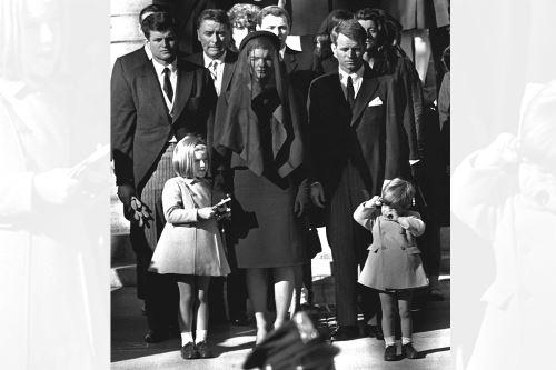 Entierro de JFK