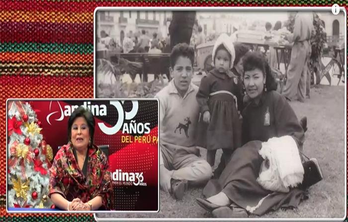 Homenaje a la Pastorita Huaracina