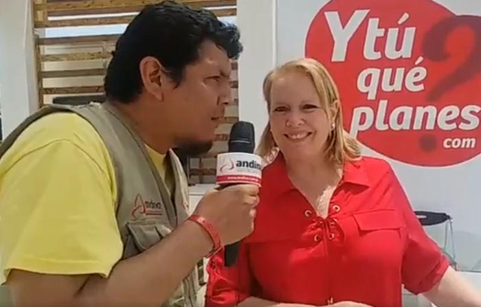 """Feria """"Perú, mucho gusto"""" en el rally Dakar 2018"""