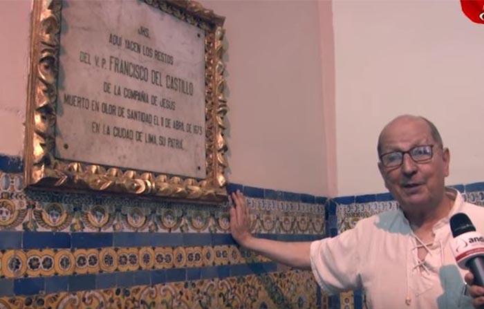 Papa Francisco orará ante tumba de sacerdote jesuita en iglesia San Pedro