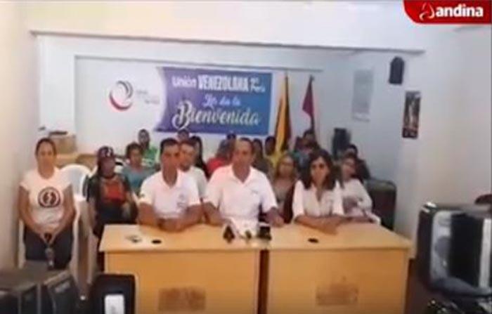 Unión Venezolana en Perú respalda decisión del Gobierno peruano de no a recibir Nicolás Maduro en Lima