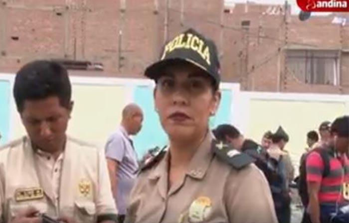 Escuadrón especial de la Policía Nacional del Perú protegerá a las víctimas de violencia familiar y sexual.