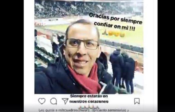 Estos fueron los sentidos mensajes de los seleccionados peruanos tras el fallecimiento del periodista deportivo Daniel Peredo