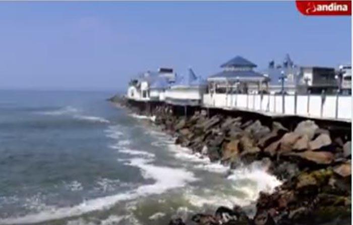 Sepa cómo actuar ante un tsunami en la Costa Verde