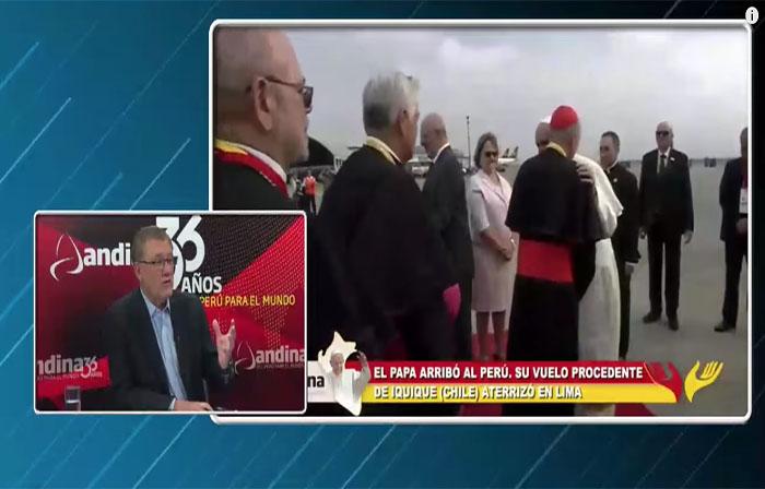 Análisis de las cifras que nos dejó la visita del Papa Francisco a Perú