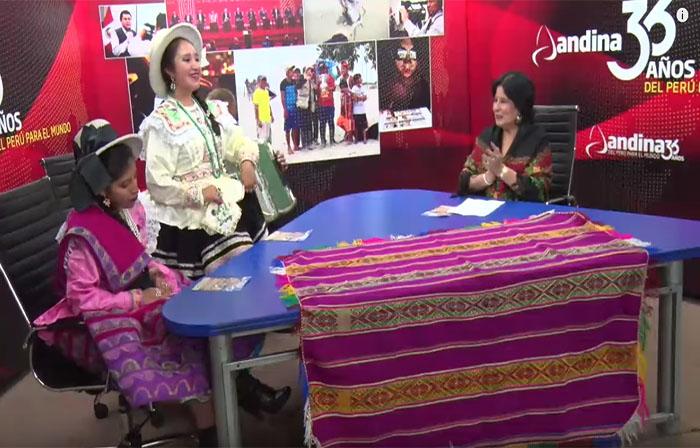 Nuevas promesas del Festival Pastorita Huaracina