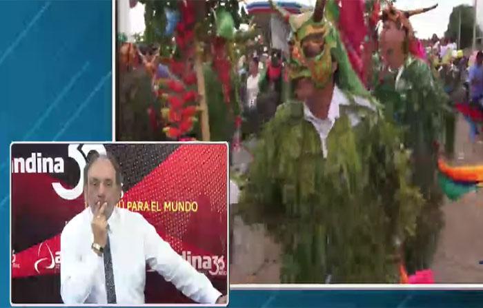 Conozcamos las actividades que se desarrollan por festival en Ucayali