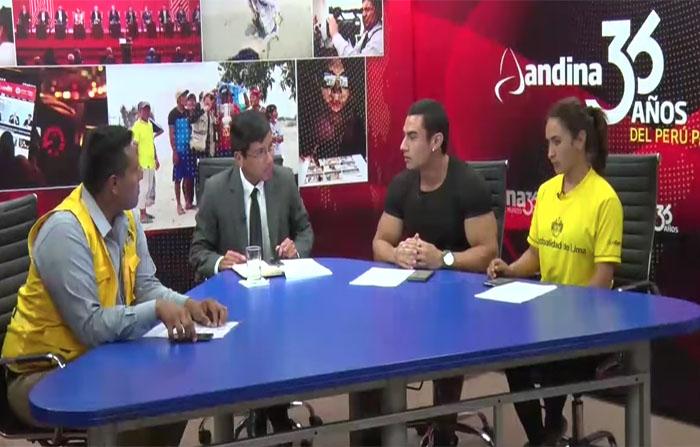 Campeonato de Fiscoculturismo y Fitness en Lima
