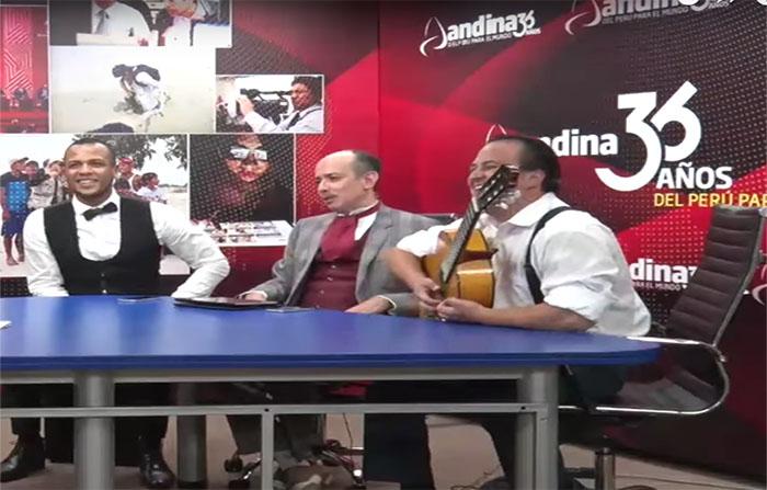 """Los Juanelos presentan su CD """"20 éxitos criollazos"""""""