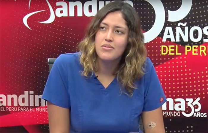 """Diana Matos , vocalista de """"Alias La Gringa"""", nos habla sobre los proyectos de la banda"""