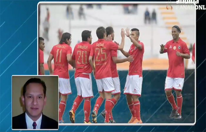 Eddy Cuellar: Posible retorno del club Cienciano a la primera división