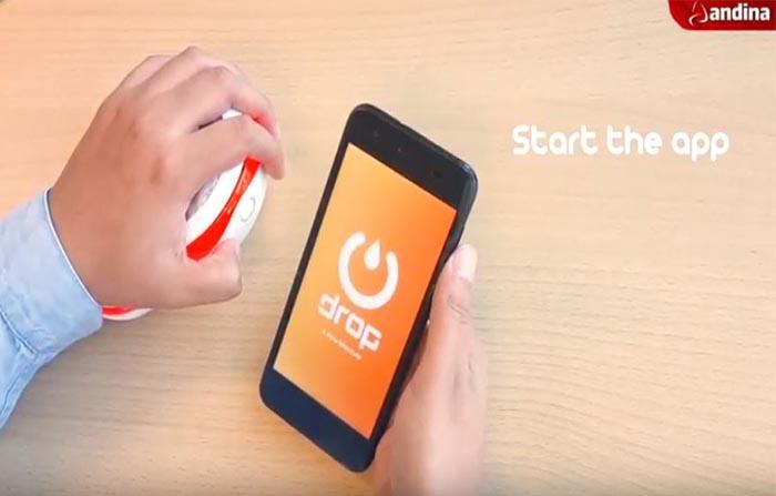 Startup peruana usa tecnología para reducir sudoración excesiva