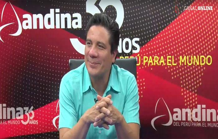 Bruno Odar nos cuenta su faceta como actor y profesor de teatro