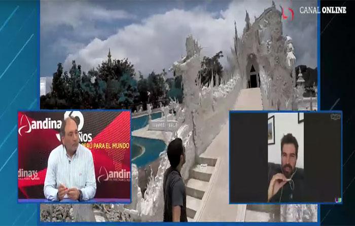 """""""Juanito viajero"""": Conozcamos exitoso proyecto de emprendimiento de viajes"""