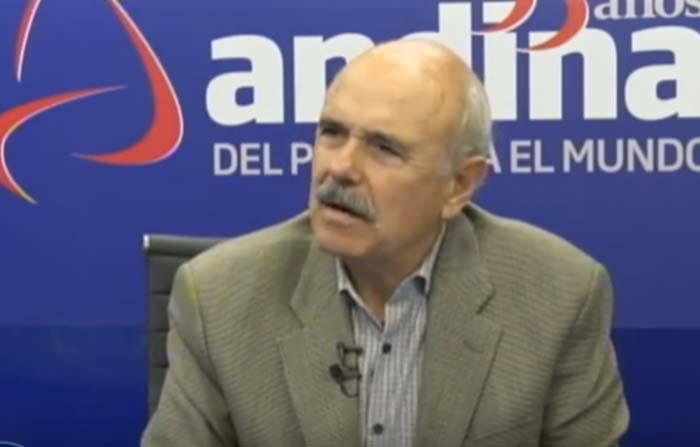 Candidato al rectorado de la UNMSM, Nicolas Lynch expone sus propuestas