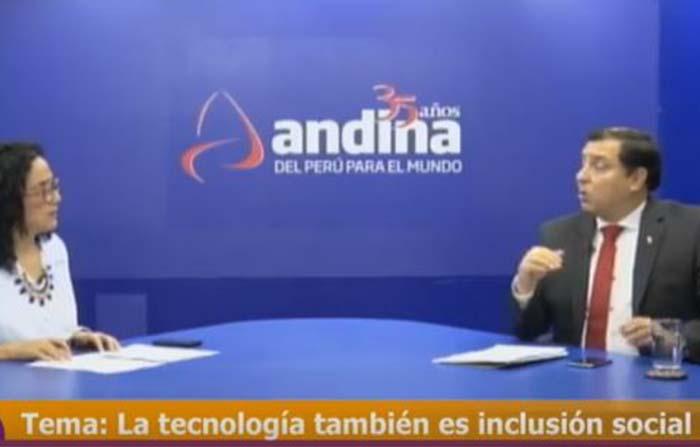 Tecnología también es  inclusión