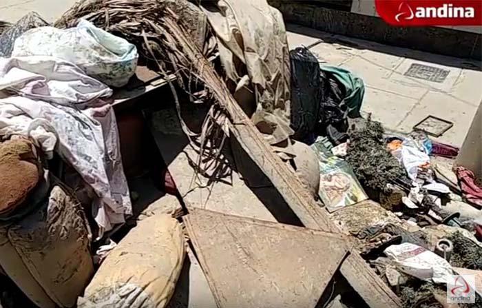 Piura: se duplica el volumen de basura en la ciudad tras lluvias e inundaciones
