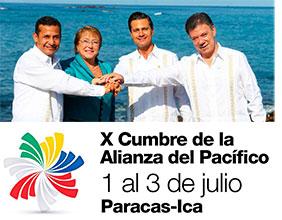 X Cumbre de la Alianza del Pacífico