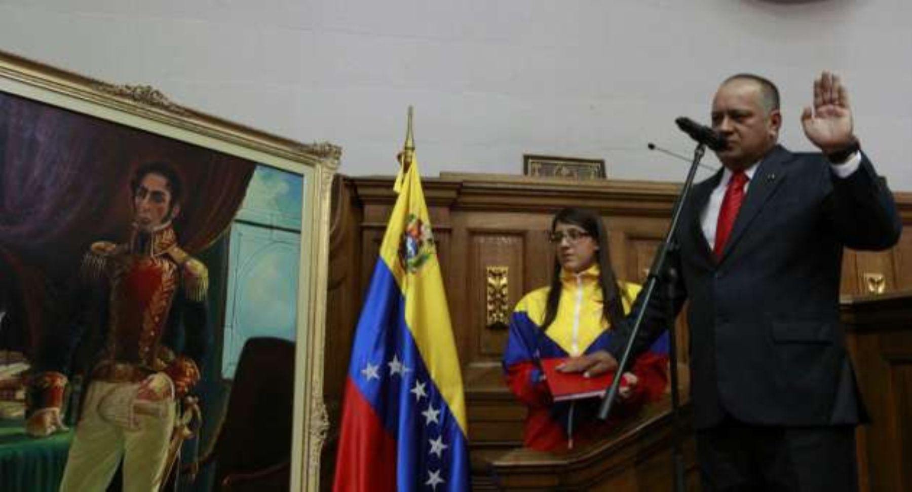 Oposición reconocerá resultados si les son favorables — Cabello