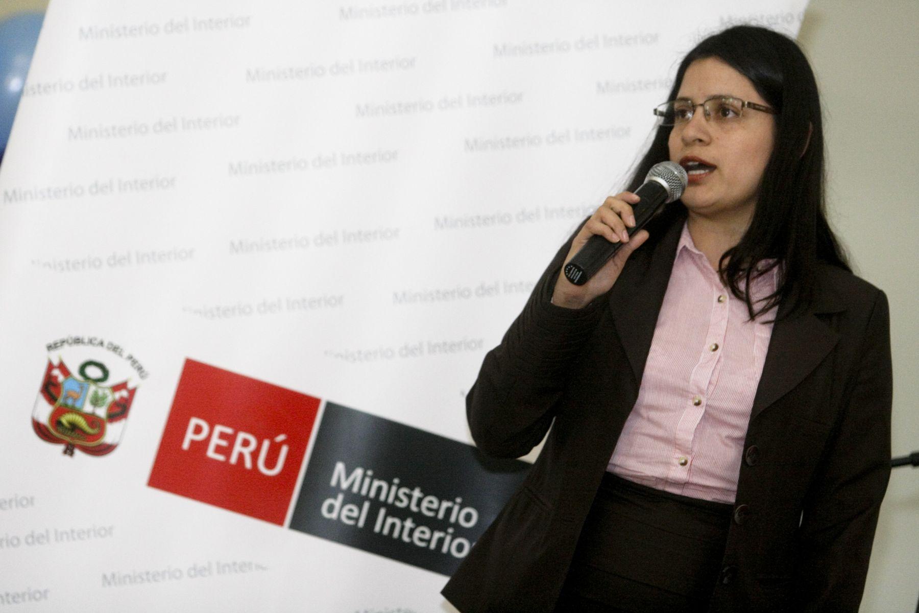 Rescatan a 2 mil v ctimas de trata de personas en per odo for Portal del ministerio del interior