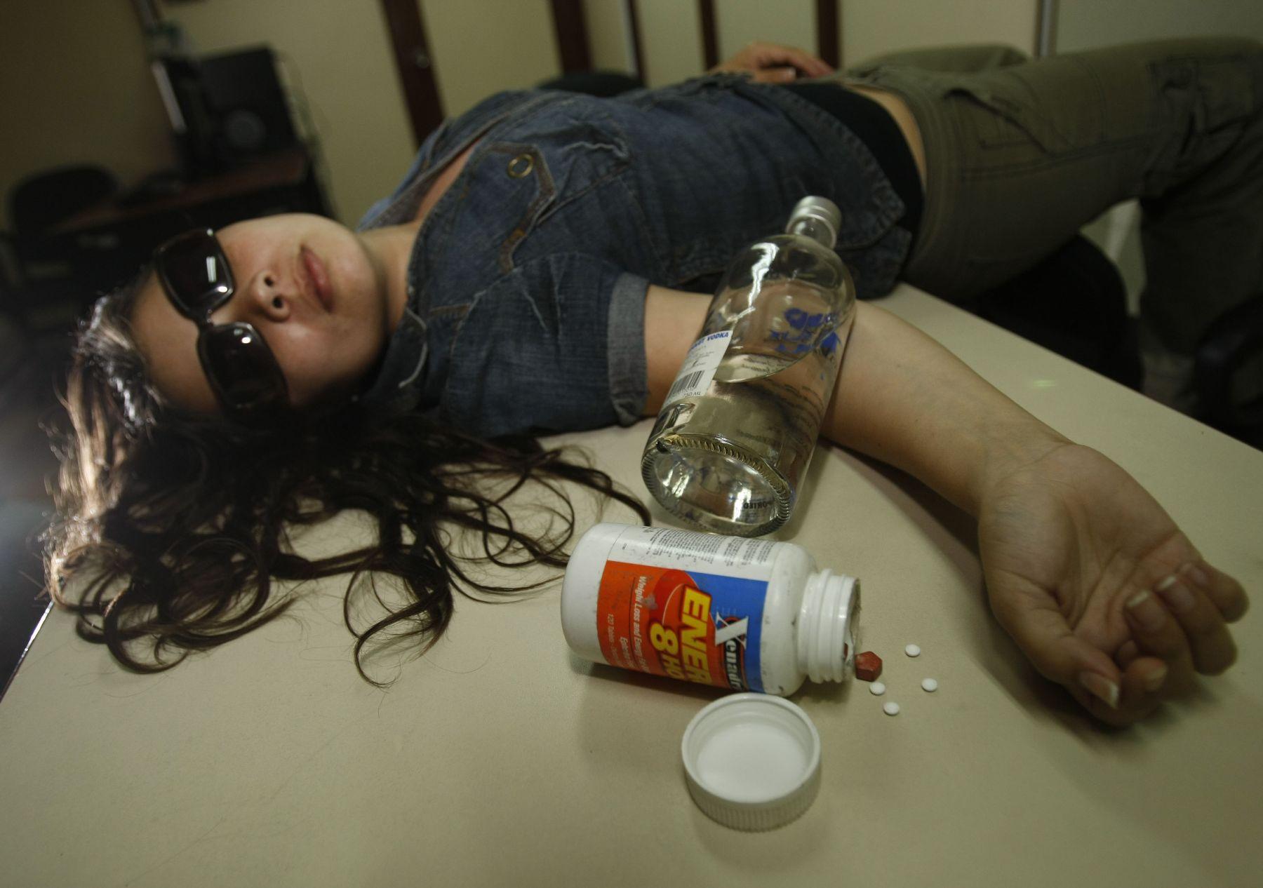 El marido el alcohólico promete que no beberá