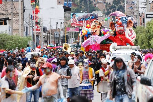 Carnaval de Cajamarca 2014