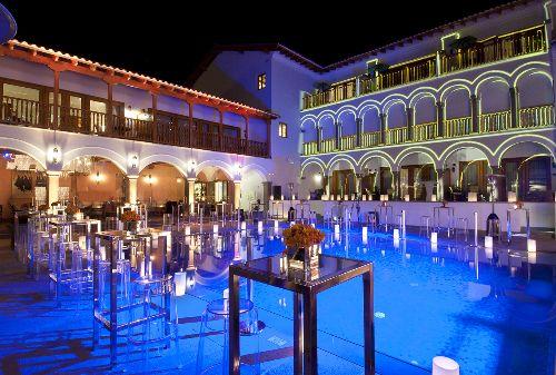 Hotel Palacio Nazarenas del Cusco figura en primer lugar en encuesta sobre hoteles de lujo.