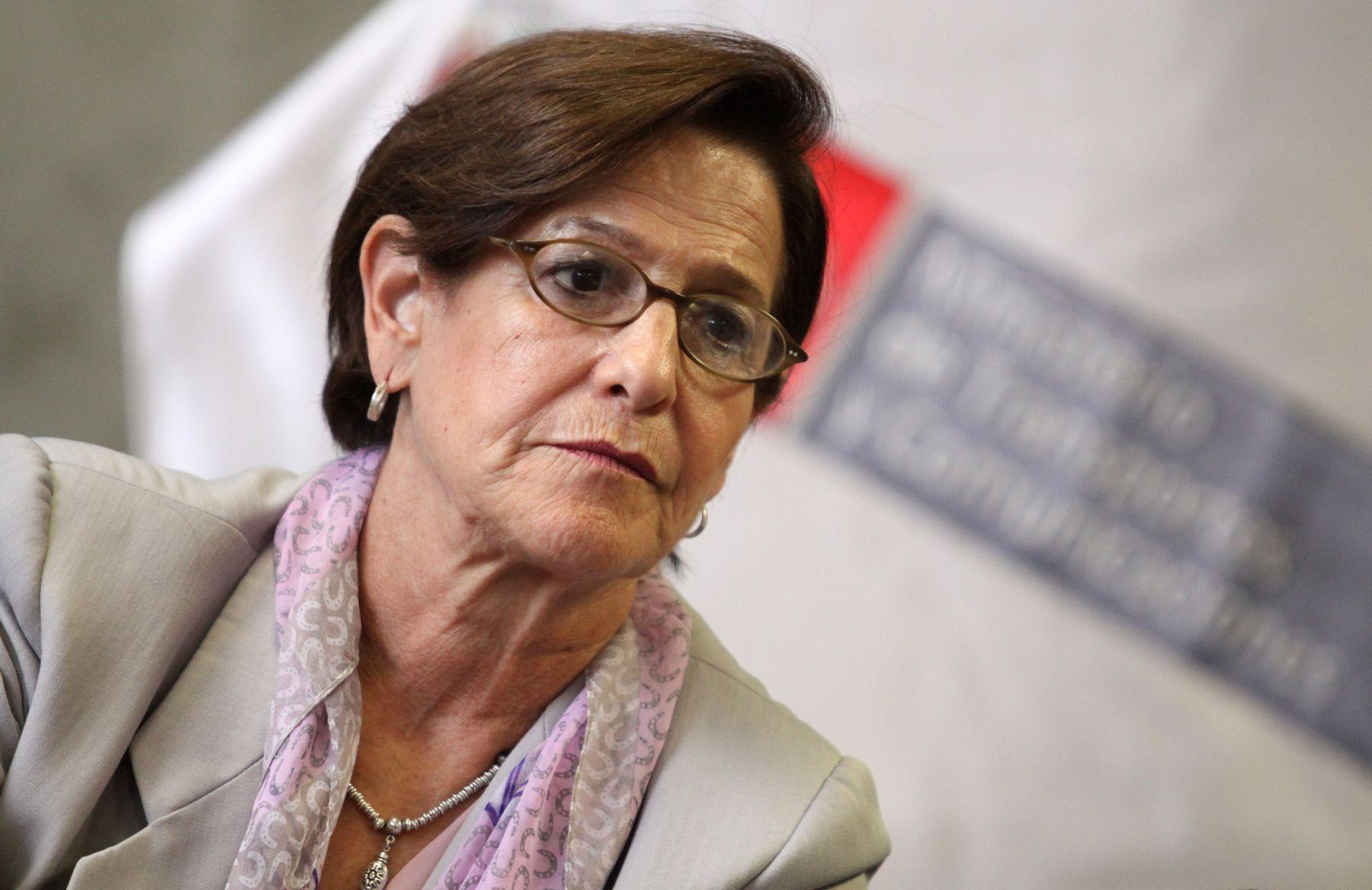 Arana pide a Fiscalía investigar con eficiencia y celeridad — Susana Villarán
