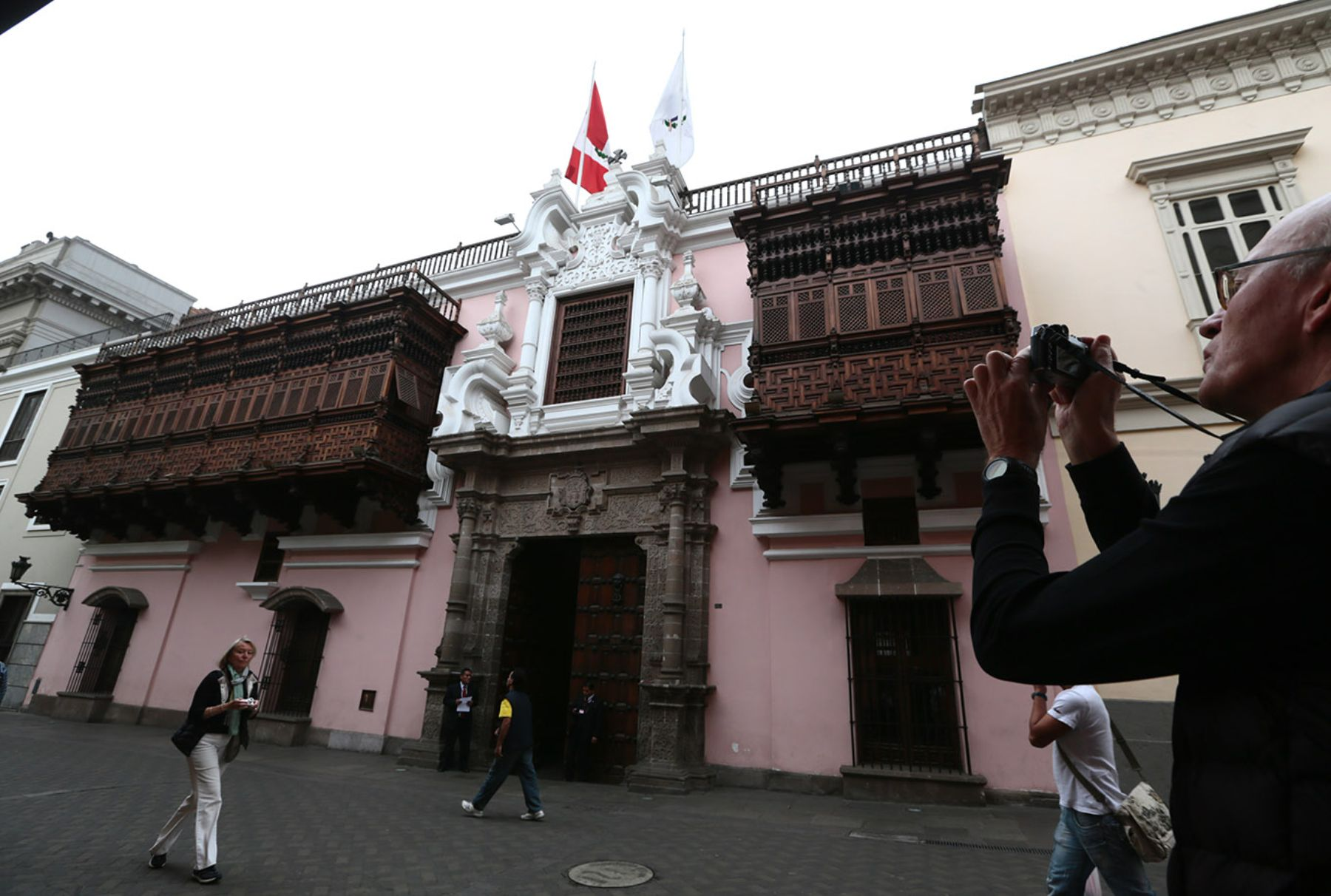 Ejecutivo Ratifica Tratado De Libre Comercio Entre Per Y Honduras Noticias Agencia Andina