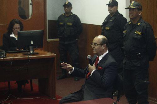 ANDINA/Juan Carlos Guzmán La Fiscalía de la Nación cuenta con una nueva herramienta para recuperar el dinero robado por Vladimiro Montesinos.