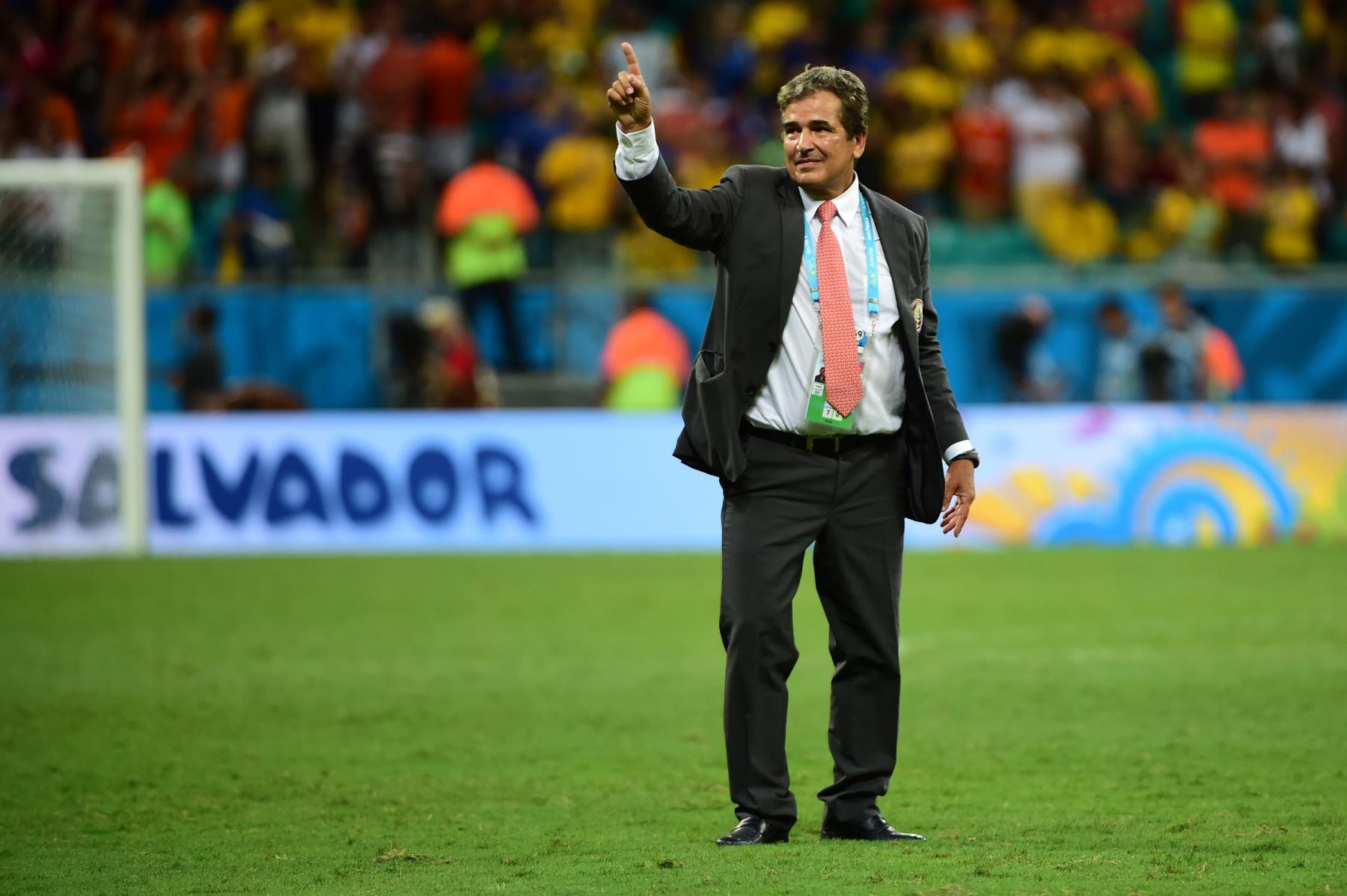 Pinto prepara a selección de Honduras para enfrentar amistoso contra Venezuela