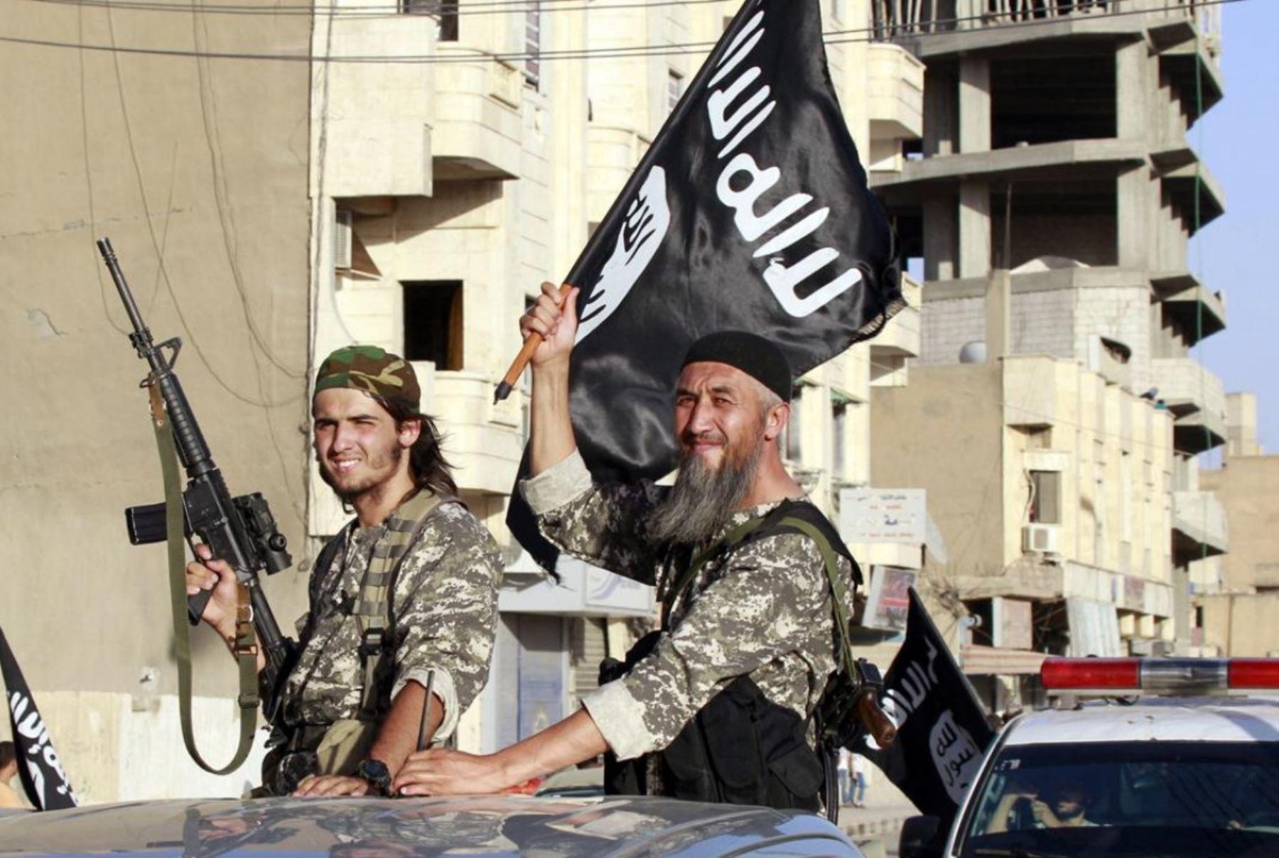 Yihadistas del EI derriban un avión del ejército sirio cerca de Damasco
