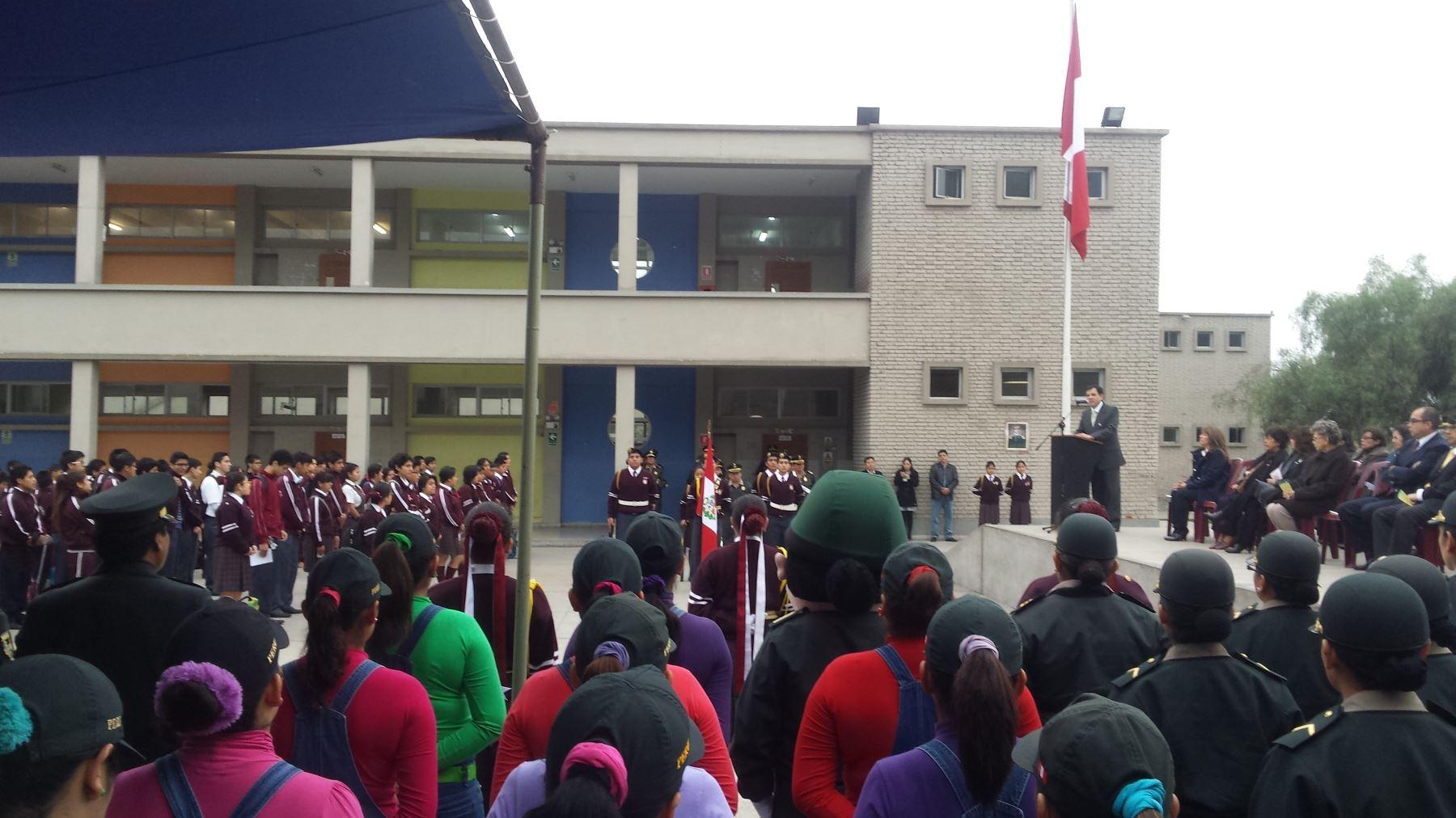 Ministerio del interior promueve civismo y autoprotecci n for Ministerio del interior ultimas noticias