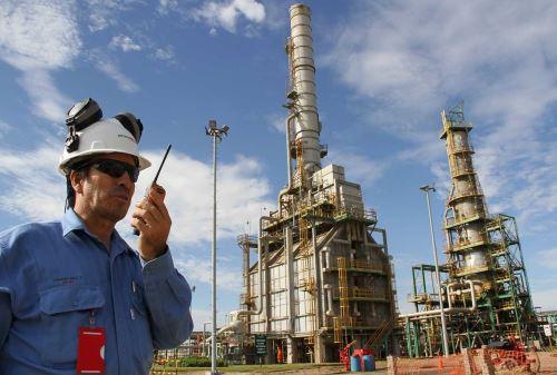 Refinería de Talara Provincia Inversion Obra