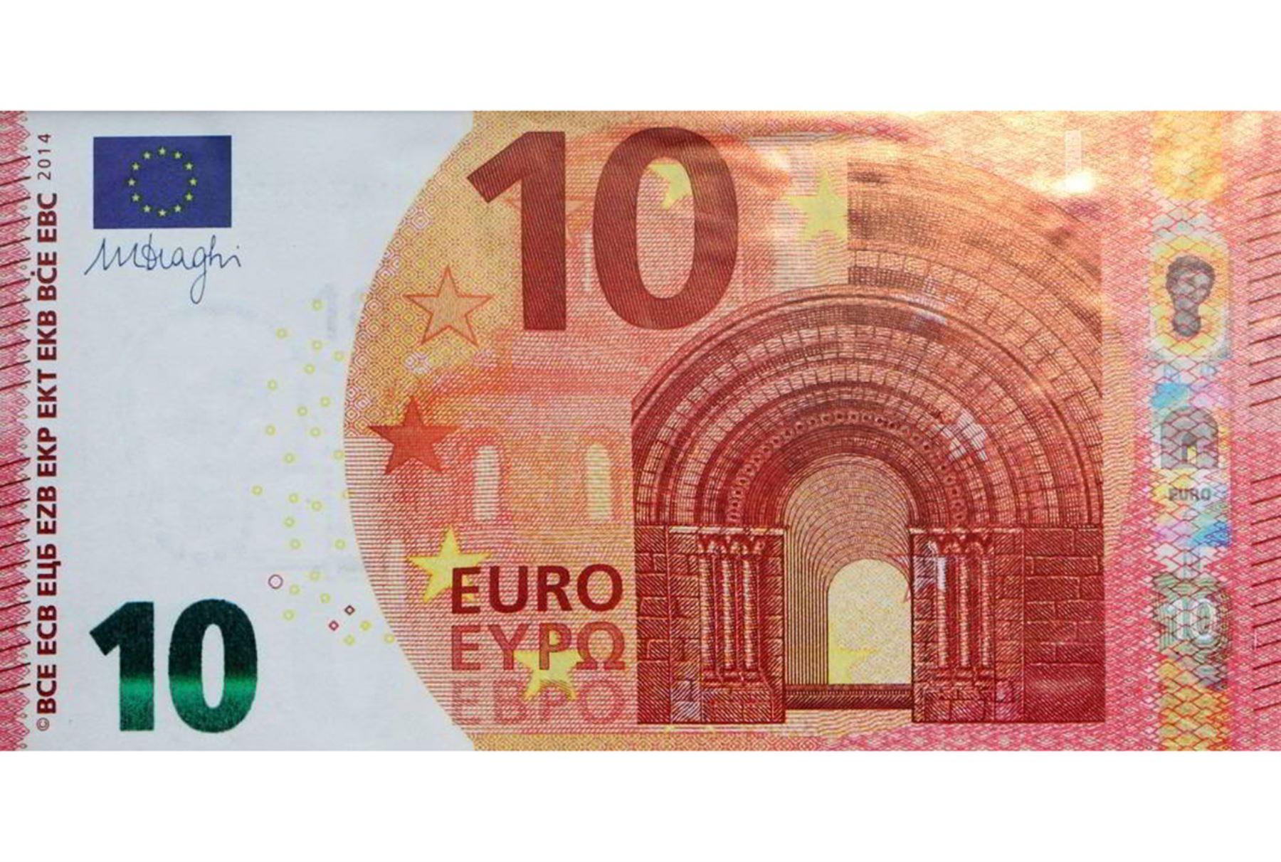 nuevo billete de 10 euros entrar en circulaci n ma ana. Black Bedroom Furniture Sets. Home Design Ideas