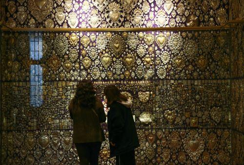 LIMA,PERÚ-OCTUBRE 21.Museo del Señor de Los Milagros.Foto:ANDINA/Carlos Lezama