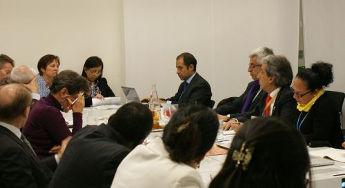 Peru ends participation in last round of negotiations prior to COP20