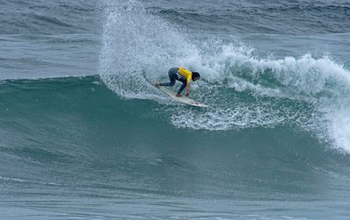 Peru remains in the lead at World Surfing Games
