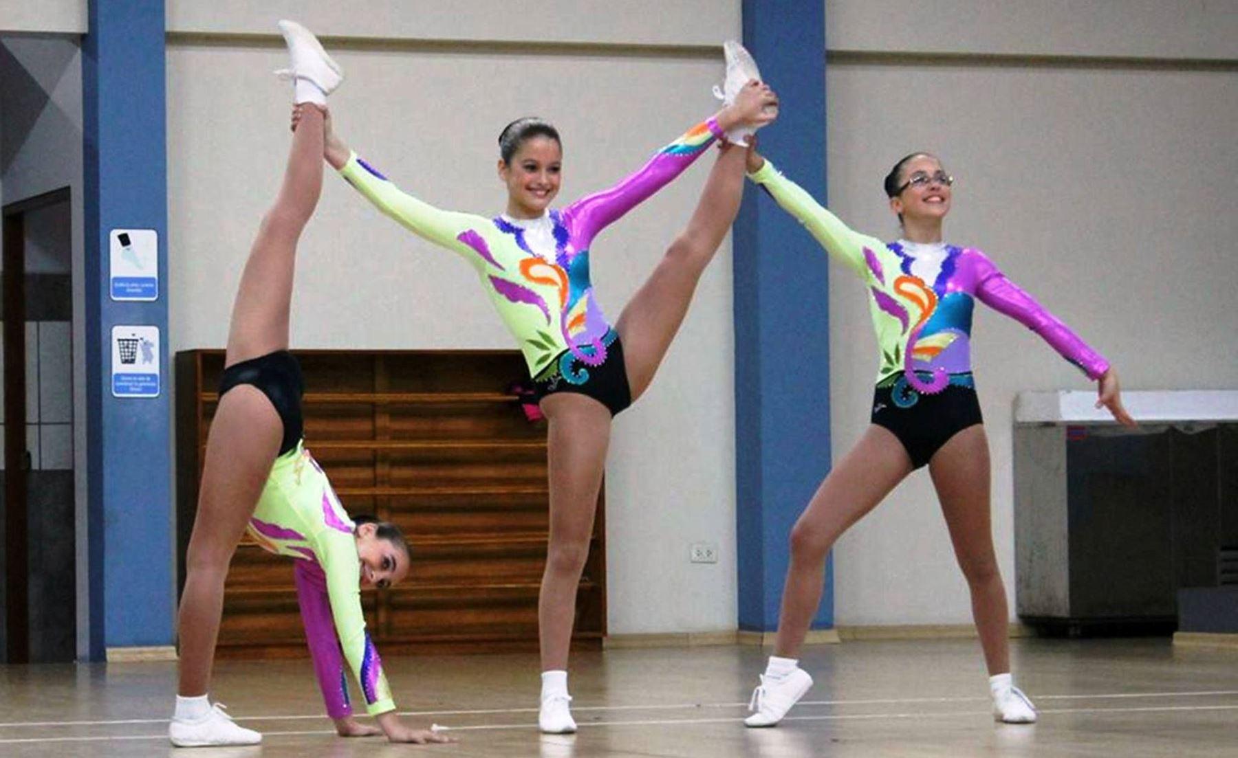 Per participar en sudamericano de gimnasia aer bica en for Gimnasia gimnasia
