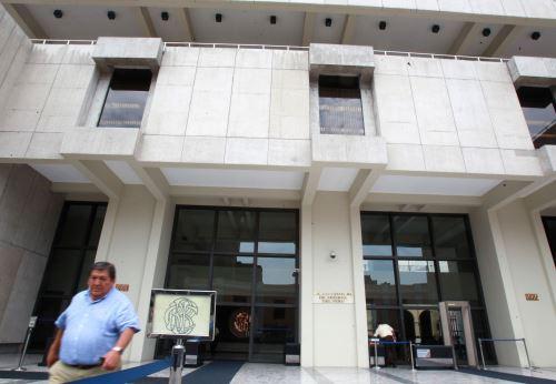 Banco Central de Reservas del Peru, BCR