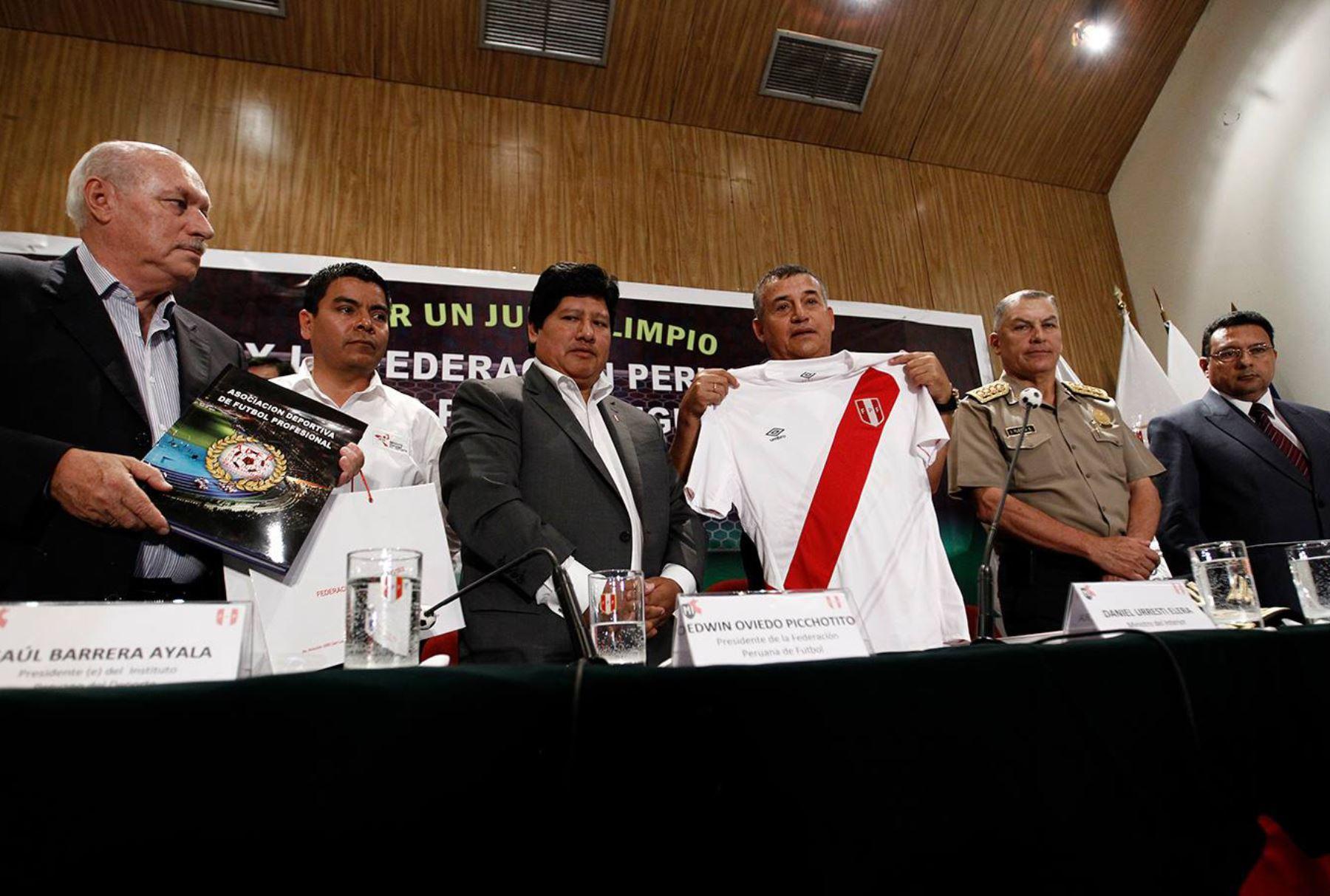 Lima per febrero 5 el ministerio del interior la for Ministerio del interior peru