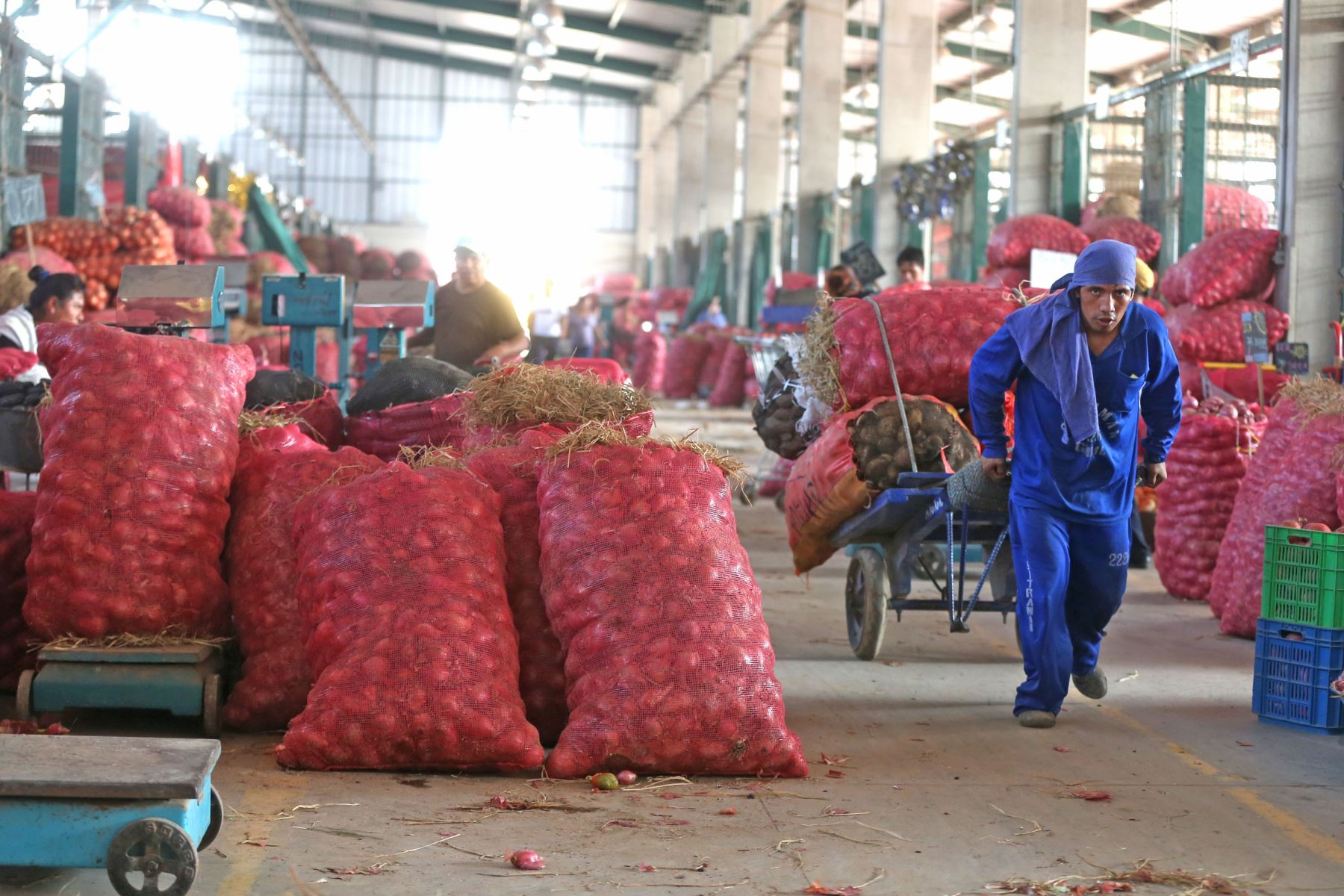 INEI: inflación disminuyó 0.47% en octubre