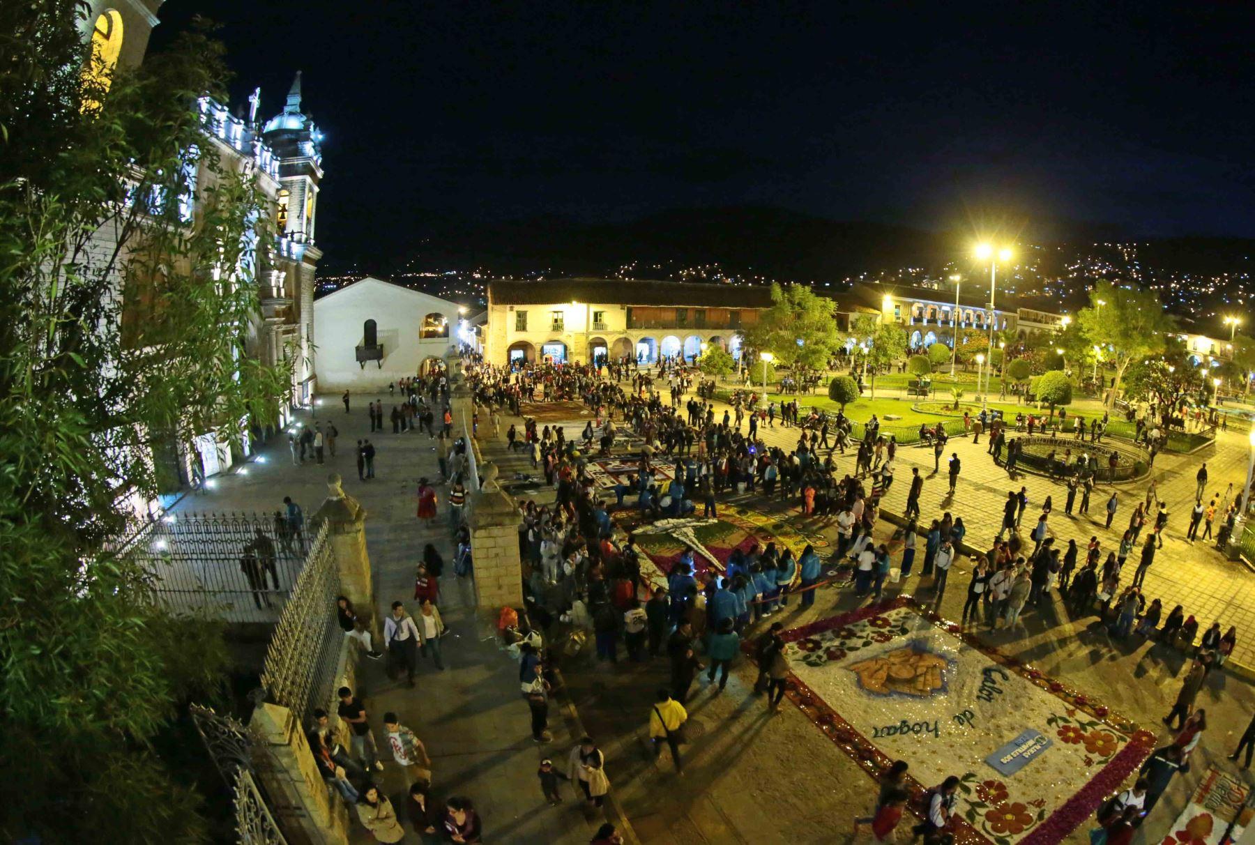 Circuito Turistico Ayacucho : Al menos turistas visitarían ayacucho durante