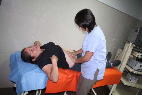La mayoría de esas atenciones corresponde a casos de esteatosis o hígado graso. Foto: Difusión