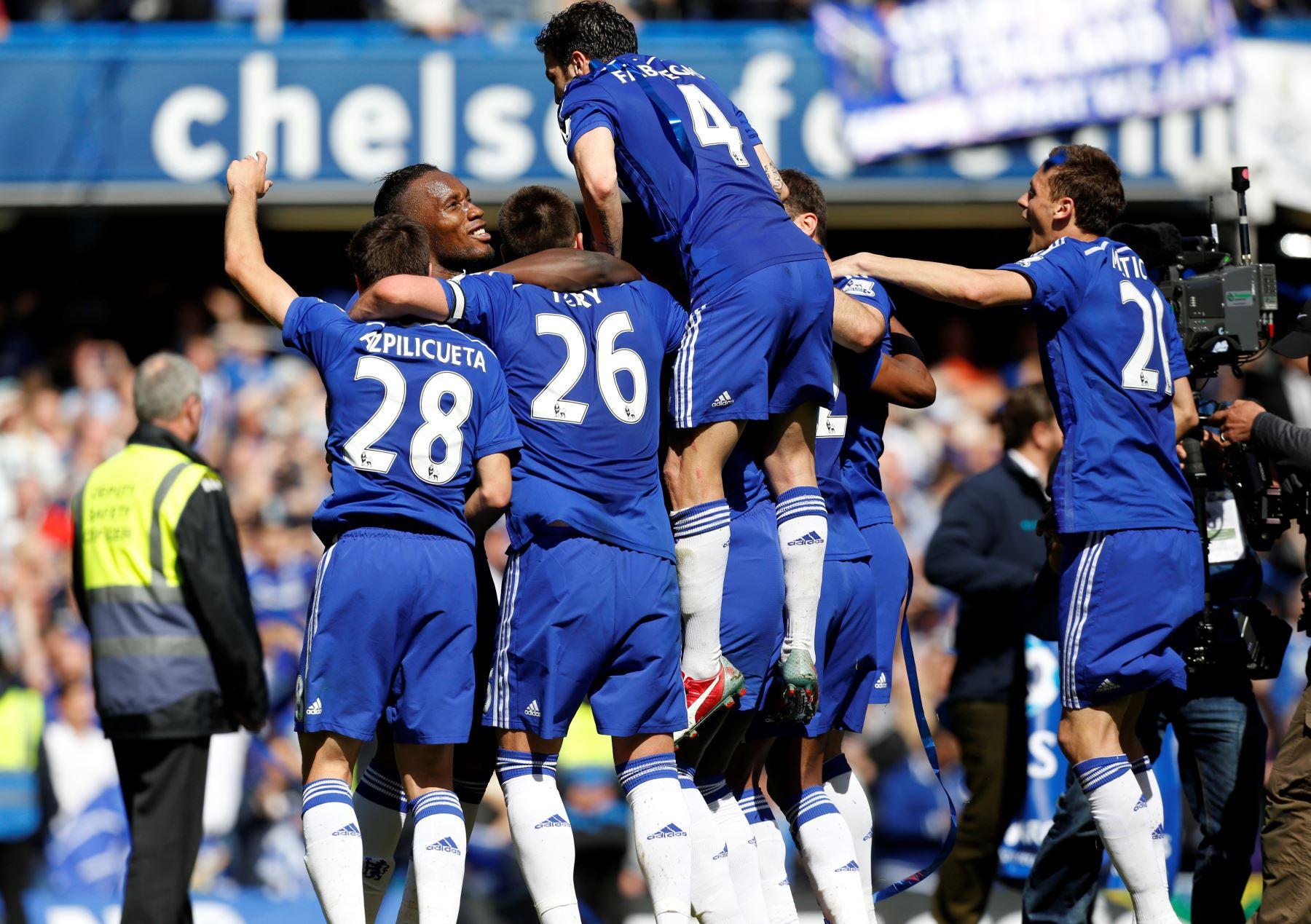El Chelsea ya es campeón