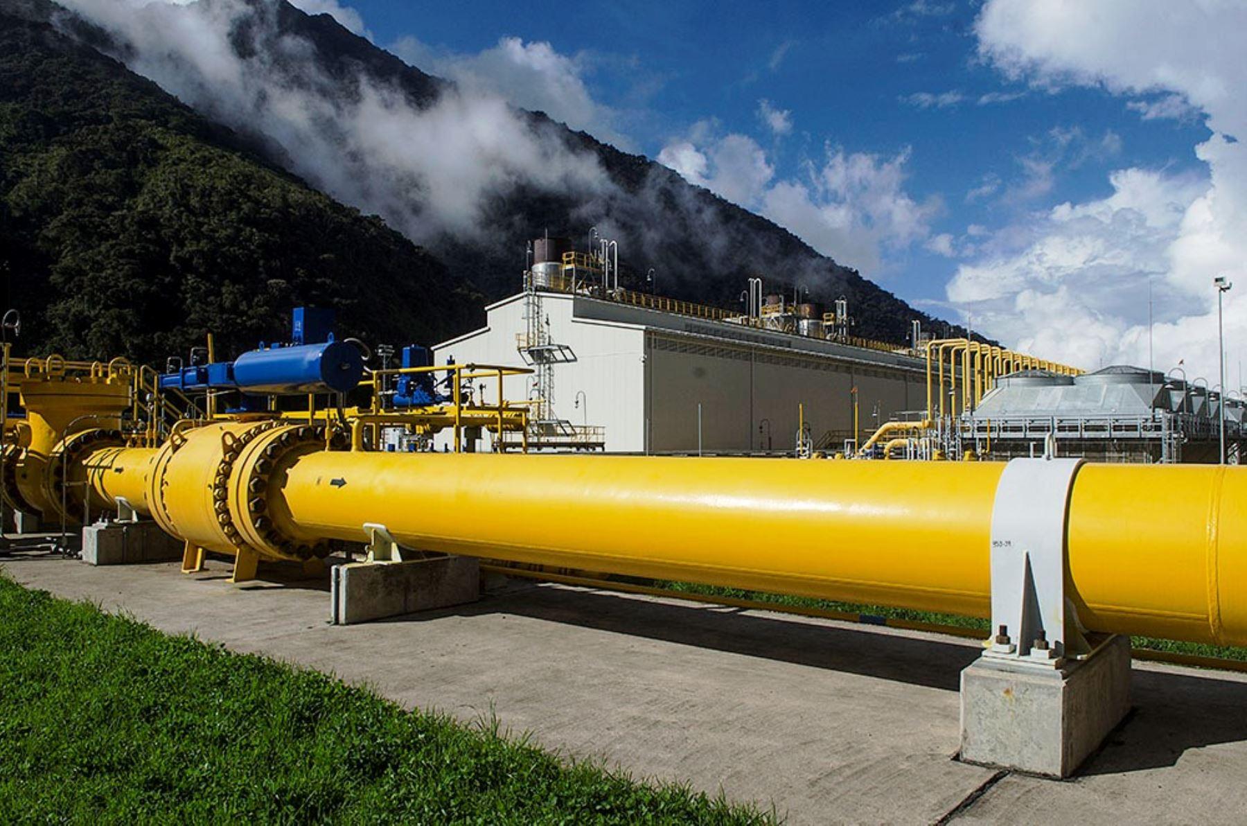 Osinergmin investiga el incendio en ducto de gas natural for Imagenes de gas natural