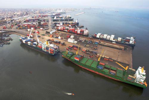 Exportaciones Callao Puerto Contenedores