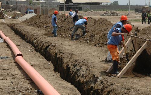 Diversas obras de agua potable y saneamiento se ejecutarán en localidades rurales de seis regiones del sur del país. ANDINA/Difusión.