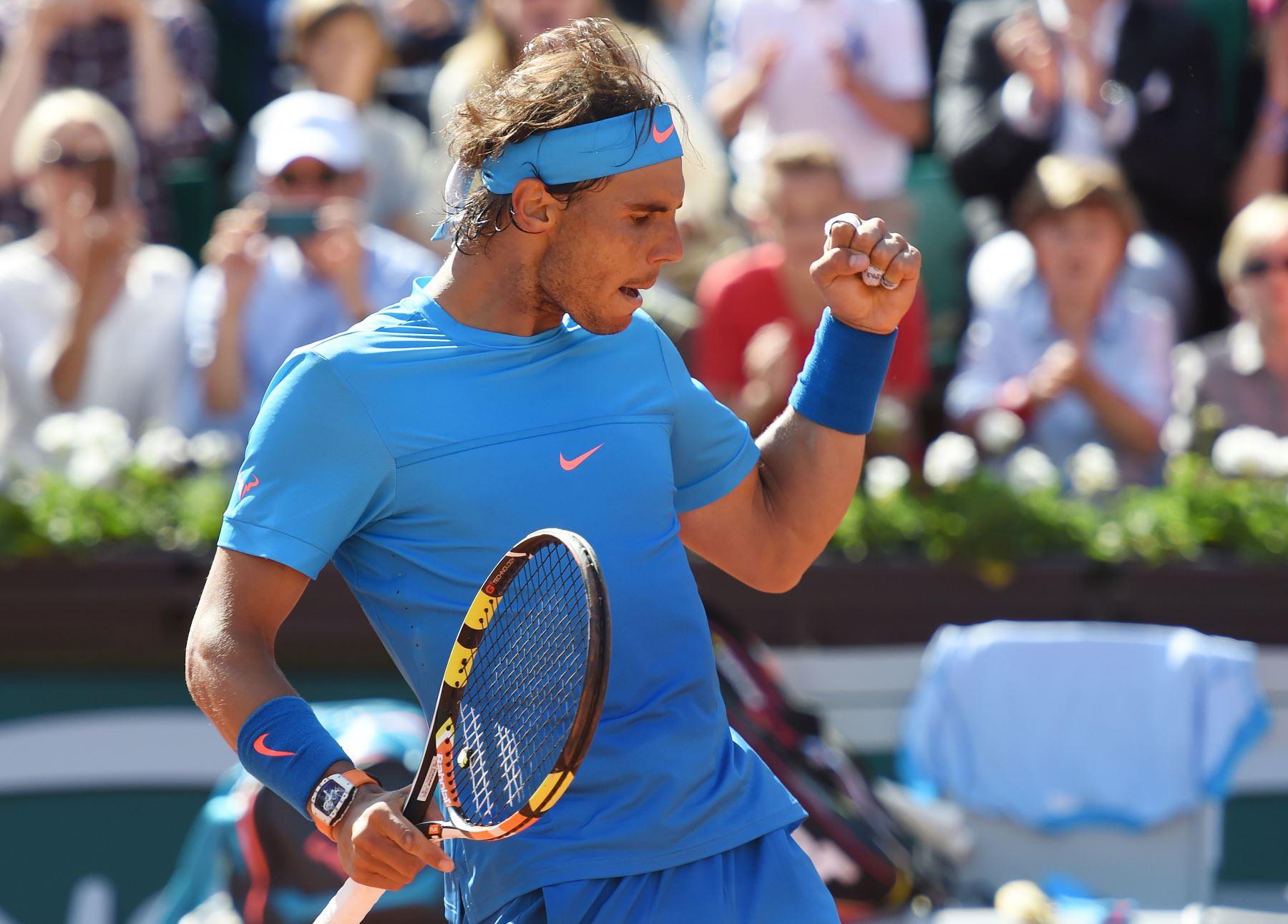 Rafael Naldal avanza con autoridad a octavos en Roland Garros