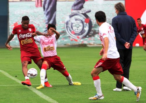 Facebook: Selección peruana
